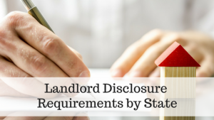 Landlord Disclosure requirements