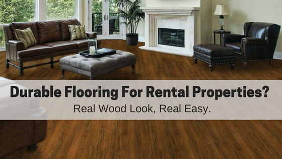 Vinyl Plank Flooring Durable Floors For Your Rental Property