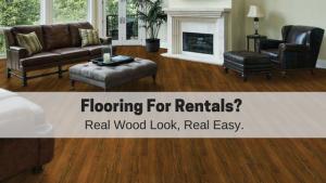 flooring for rentals