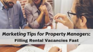 Filling Rental Vacancies