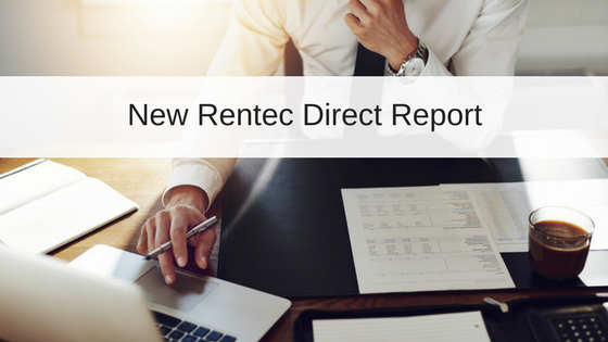New Report: Property Manager Rents and Enhanced Reporting Experience