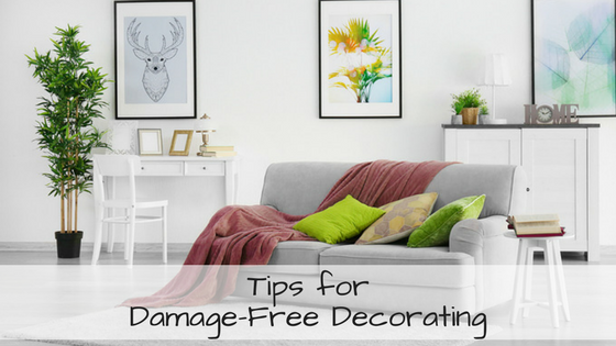 Best Tips for Damage-Free Decorating Your Rental