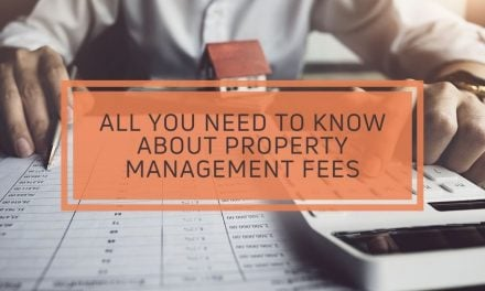 All You Need To Know About Property Management Fees