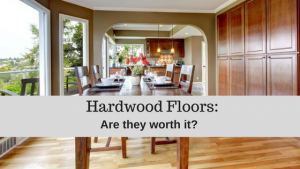 hardwood floors for rentals