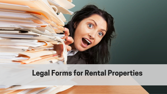 Landlord Forms for Rentals: Lease Agreements, Notices, Disclosures, & More