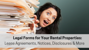 Legal Forms for your rentals