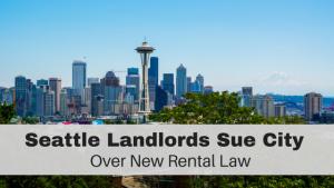 Seattle Rental Laws