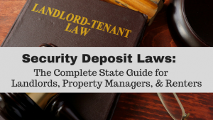 Security Deposit Laws