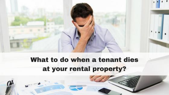 tenant death