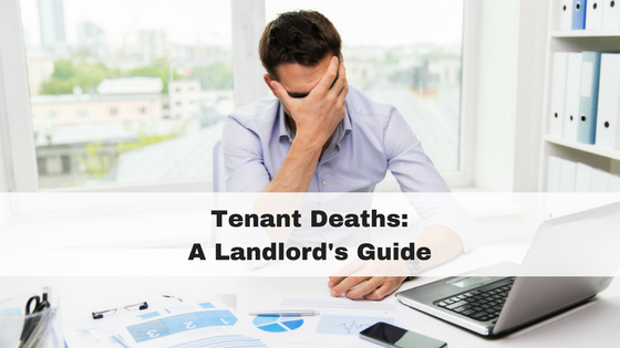 Help! A Tenant Died at My Rental Property, Now What?