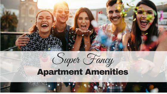 Crazy Fancy Apartment Amenities Renters Actually Pay For