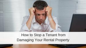 tenant damage