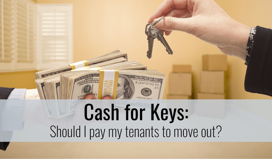 cash for keys for rentals