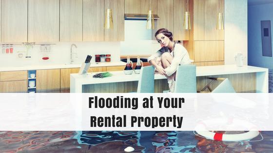 Spring Flooding at My Rental Property