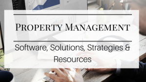 property management solutions