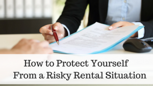 risky rental