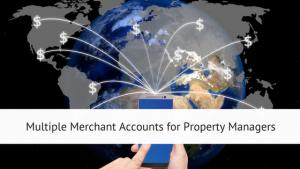 Multiple deposit merchant accounts