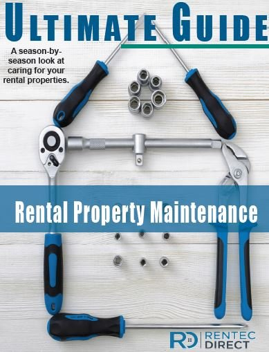 Rental Property Maintenance : The Ultimate Guide – Free eBook