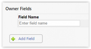 Add Custom Field