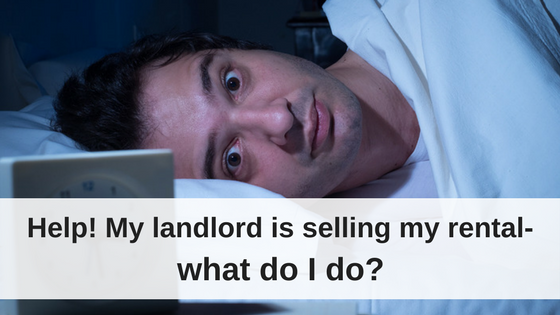 Renters Rights When Your Landlord Sells Your Rental Home