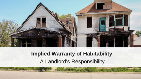 What is the Implied Warranty of Habitability for Rentals