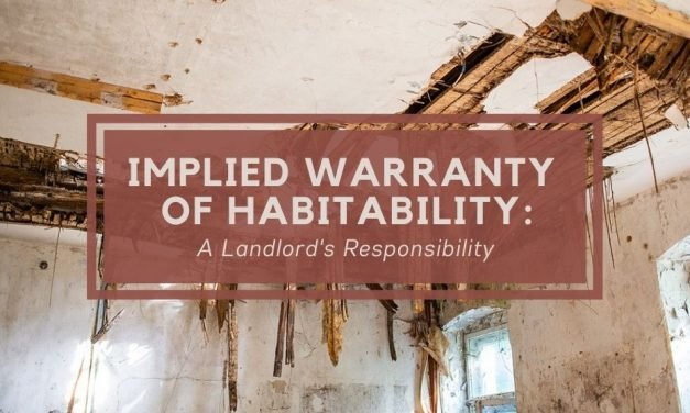 What is the Implied Warranty of Habitability for Rentals?