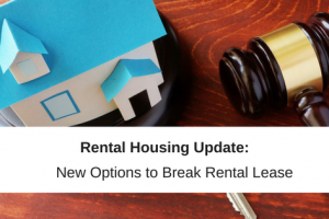New Colorado Rental Law Allows Renters to Break Their Lease
