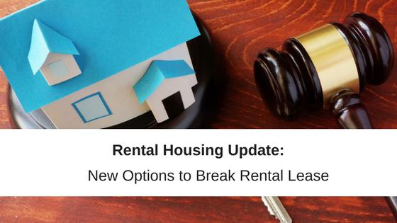New Colorado Rental Law Allows Renters to Break Their Lease