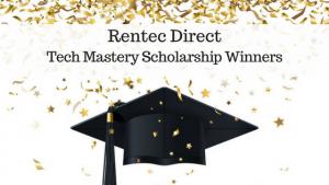 Tech Mastery Scholarship winners