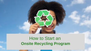 Onsite Recycling Program