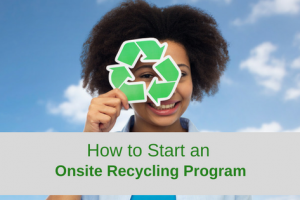Start a Onsite Recycling Program at Your Multifamily Property
