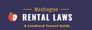 Washington Landlord-tenant laws