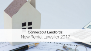 Connecticut Rental Laws