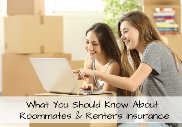 roommates and renters insurance