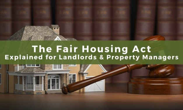 What is the Federal Fair Housing Act?