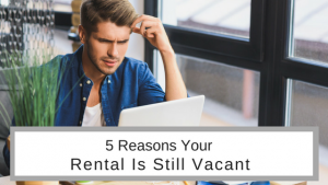 Rental is Vacant