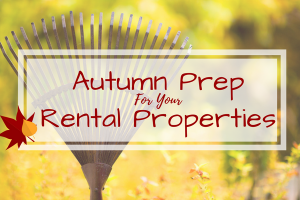 Autumn Prep for Rental Properties: Infographic