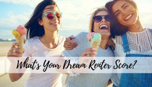 Dream Renter Score