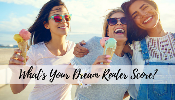 Dream Renter Score