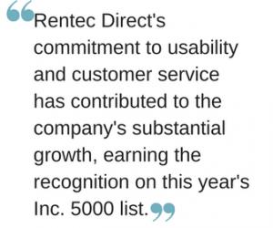Inc. 5000 quote