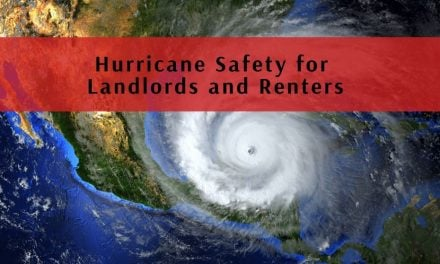 Hurricane Safety for Landlords and Renters