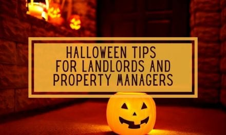 Halloween Tips for Landlords and Property Managers