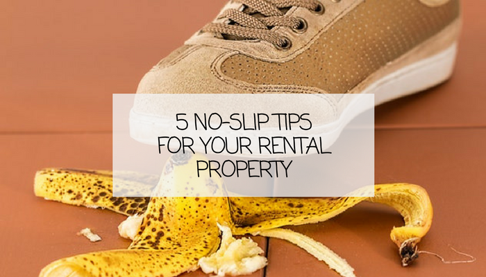 5 Slip Prevention Tips for Your Rental Property: Infographic