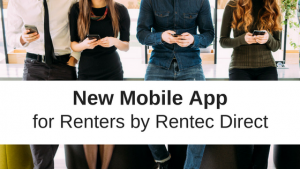 mobile app for renters