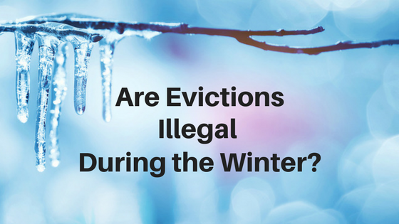 winter evictions
