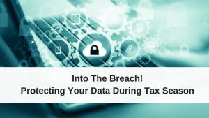 data protection during tax season