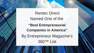 Entrepreneur 360 Rentec Direct
