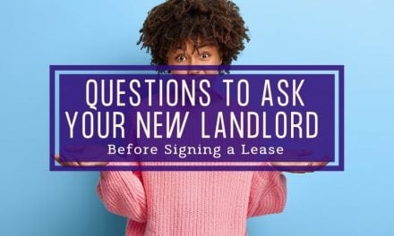 Questions to Ask Your New Landlord – Before Signing a Lease