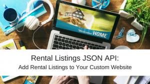 Rental Listing JSON API