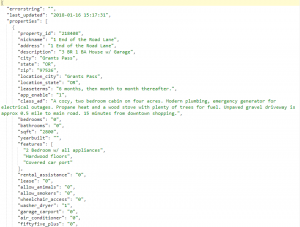 JSON Code Example